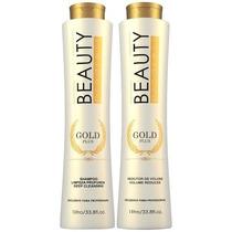 Beauty Progress Gold Plus Escova Progressiva + Brinde