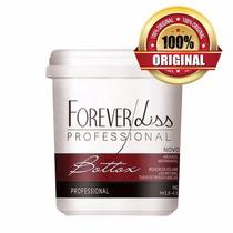 Forever Liss & Bo-tox Capilar Argan Oil 1kg Hidratação