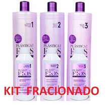 Kit Cadiveu Plástica Dos Fios 250ml Fracionado + Brinde