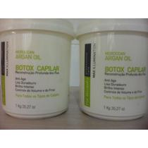 For Beauty Reconstrução Profunda Argan Oil Liso Selagem 2und