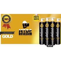 Escova Progressiva Definit Pro Liss Gold Sem Formol (4x1l)