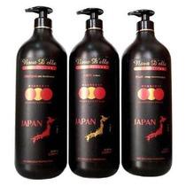Escova Japonesa Nova Delle + Hidratação Gratis