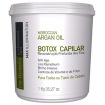Btox Capilar Max Illumination For Beauty 1kg
