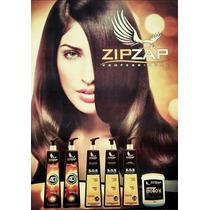 Promoção Combo Zip Zap Escova 4d Sos Bo-ttox Kit Profissiona
