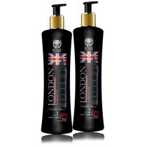 Kit Fashion Definitiv London Original Argan Oil Marrocan
