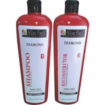 Progressiva Alise Facil Diamond (aminoácidos) Menor Preço