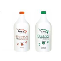 Escova De Quiabo Selagem Original Alisa Afro 100% +shampoo