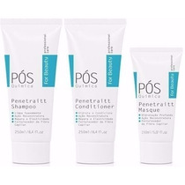 For Beauty Pós Química Penetraitt (3 Produtos)