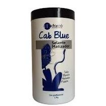 Redutor De Volume Cat Blue Matizador Da Gata - 1 Kg (brinde)