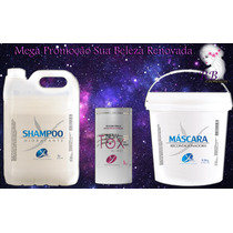 Hidratante Pro De Cabeleireiro 5 Litros Shampoo De Lavatório