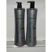 Shampoo Antirresíduo + Progressiva 1l - Thamany