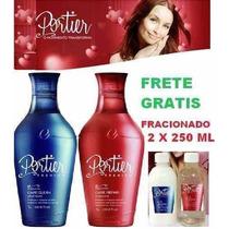 Progressiva Portier Fracionada 250ml+frete Gratis 100%