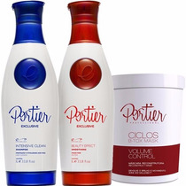 Kit Portier Exclusive + Botox Portier Ciclos 1kg