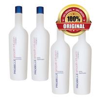 Smooth Escova Progressiva 02 Shampoo E 02 Gloss - Probelle