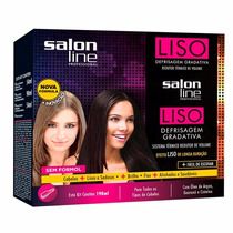 Kit Salon Line Escova Progressiva