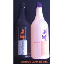 Escova Lama Negra New Seduce Plus + Frete Grátis E Brinde