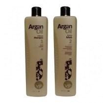 Vip Argan Oil - Escova Progressiva (2 X 1 Litro)