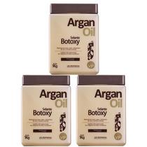 3 Botoxy Vip Argan Oil Selante ( 3 X 1kg )
