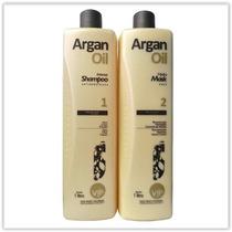 Kit Progressiva Vip Argan Oil Professional Shampoo + Máscara