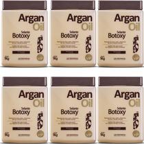 6 Botox Vip Argan Oil Selante ( 6 X 1 Kg )