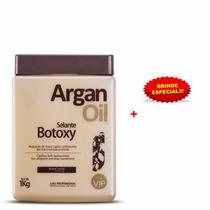 Botoxy Vip Argan Oil Selante 1kg + Brinde Especial