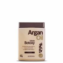Selagem Térmica Capilar Vip Com Argan Oil