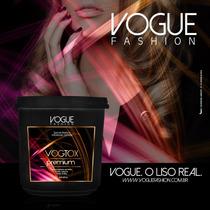 Vogotox Premium O Bo-ttox Da Vogue Fashion - Cabelos Lisos