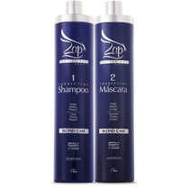 Zap Blond Care Professional - Kit Shampoo E Matizador