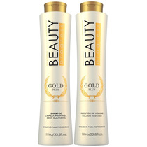 Beauty Progress Gold Plus Escova Progressiva Kit 2x1000ml -
