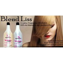 Kit Progressiva Sem Formol Blend Liss Inovatty Hair