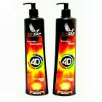 Escova Definitiva 4d Zip Zap