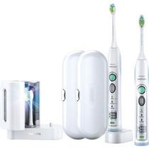 Escova De Dente Elétrica Sonicare Flexcare Uv Anti-séptico