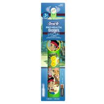 Escova Dental Elétrica Infantil Jack E Os Piratas. P.entrega