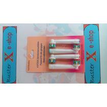 Refil Recarga Escova Dente Eletrica Oral B Braun Pact/4 Und