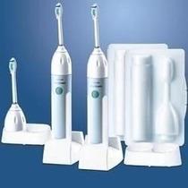 Escova De Dente Elétrica Sonicare Elite Premium 2 Aparelhos