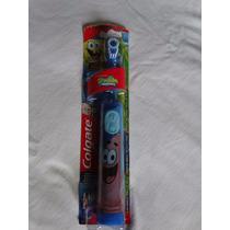 Escova Dental Elétrica Infantil Patrick. Pronta Entrega