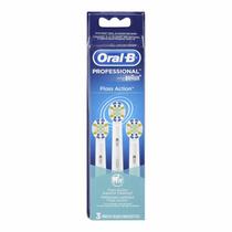 Refil Escova Eletrica Oral B Braun Com 3 Unidades