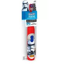 Escova Dental Elétrica Infantil Star Wars