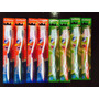 Escova De Dente Kit Com 60 Unidades Adulto Infantil