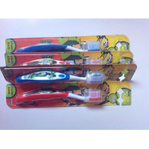 Kit Escovas De Dente Personalizada Bem 10 Com 12 Unidades