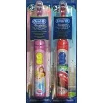 Escova Dentes Eletrica Infantil Oral B
