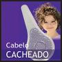 Escova De Cabelo Michel Mercier Infantil Cabelos Cacheados
