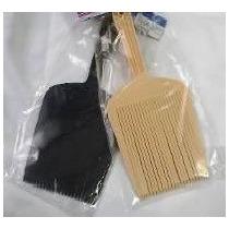Pente Plástico Afro Nivelador Para Corte Quadrado