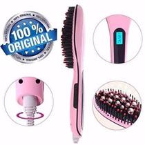 Escova / Chapinha Magica Alisadora Hot Hair Brush C Lcd 230c