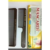 Pente Cabelo Mascardi Antiestatico Use Após Escova E Secador