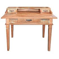 Escrivaninha De Madeira De Demolição - Cod. 800270