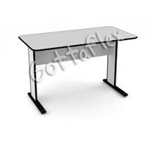 Mesa Para Escritório - Computador - Recepção - Escrivaninha