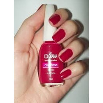 Kit Esmaltes Colorama Melancia 5 Avenida Ardente Risque