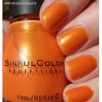 Esmalte Importado Hipoalérgico Sinful Colors Cloud 9 #853