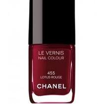 Esmalte Chanel Nr. 455 Lotus Rouge